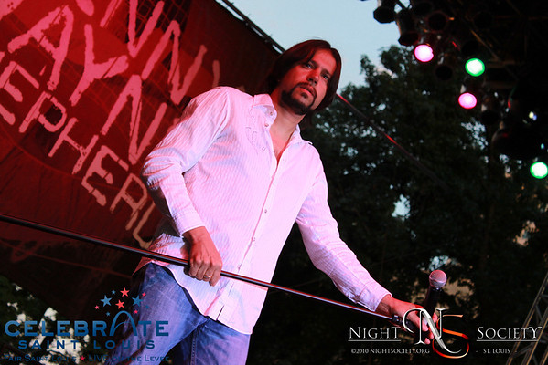 Kenny Wayne Shepherd Live at Celebrate St. Louis - Photos taken by Maurice