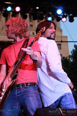 Kenny Wayne Shepherd Live at Celebrate St. Louis - Photos taken by Maurice