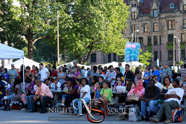 St. Louis Hispanic Festival at Soldiers Memorial Park - Photos taken by Maurice