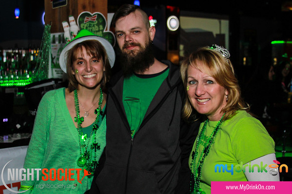 MyDrinkOn and NightSociety present St. Pfractice day. The prequel to the St. Pats Day Pub Crawl. Photography by NightSociety