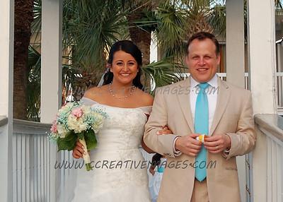 St Petersburg Florida Wedding 1.2014