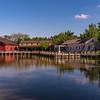 Greenfield Village lake