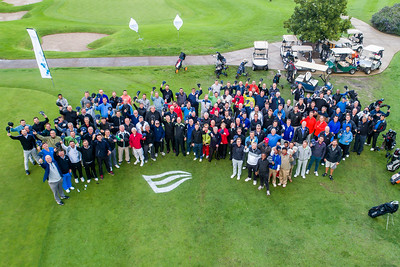 Els for Autism Group Shot 2018