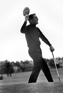 BRITISH OPEN GARY PLAYER