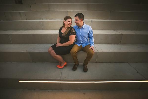 Stephanie & Zach :: engaged