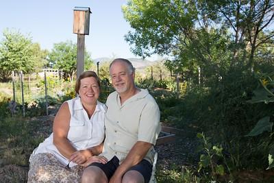 Steve and Melissa Davis 30th Anniversary