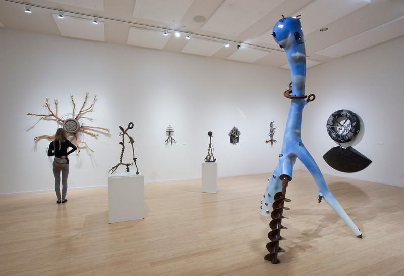 David Vertačnik - solo show - Lawrence Arts Center