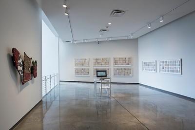 Tanya Hartman - solo show - Daum Museum