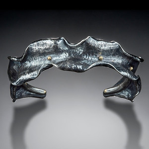 Nichole Collins - Cuff http://www.nicholecollinsjewelry.com/