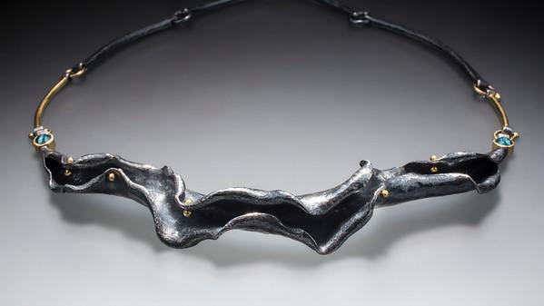 Nichole Collins - Necklace http://www.nicholecollinsjewelry.com/