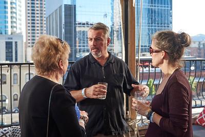 Sue Darrow's 50th birthday party