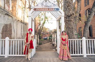 Sukhi + Jag Wedding
