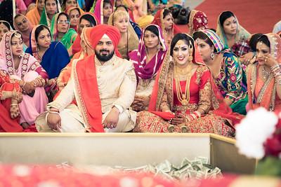 Sukhwant + Mandiv Wedding