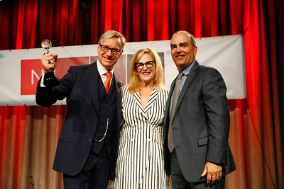 Filmmaker Paul Feig is honorred at the 2019 CinemaCon Fall Summit, Sept. 23, 2019 - Beverly Hills, CA