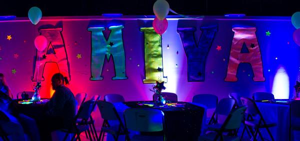 Amiya's Blackout Party