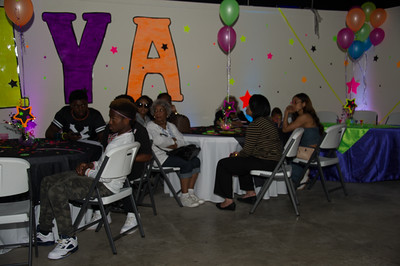 Amiya's Blackout Party