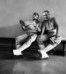 Luchador_Joel_The Pick_Pickering