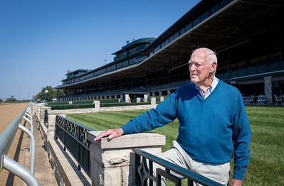 Ted Bassett at Keeneland 9.20.18