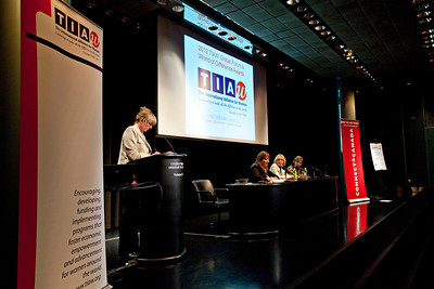 Conference proceedings, TIAW Global Forum 2012. Shot 10/19/12