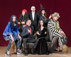 Some of the cast members from Teen Musical Theater of Oregon's production of Howlin' Halloween II. Standing, from left, Shin Kim, Ben Franklin, Sage Ashley. Sitting, from left, Bethany Anderson, Grayson Weaver, Naomi Bigboy, and Ben Blount. Photo by Jim Craven/www.jimcravenphoto.com
