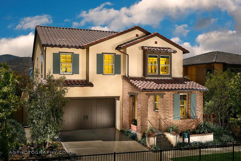 Sendero Models by TRI Pointe Homes, 6/24/13.