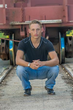 Tanner D Senior