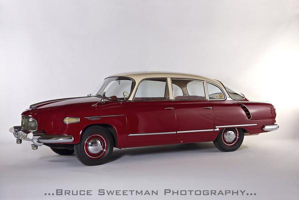 1958 Tatra T-603 Saloon