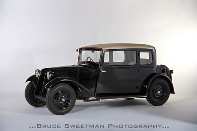 1935 Tatra T-57