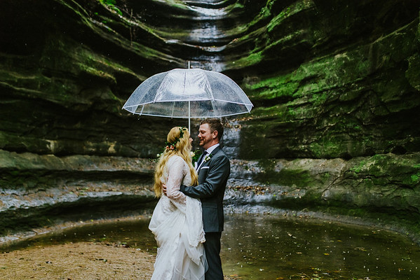 Teresa & Aaron :: married!