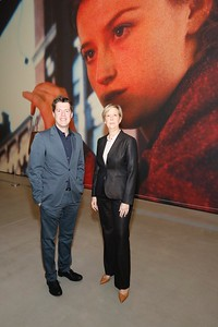 "The ""Cindy Sherman: Imitation of Life"" press conference at The Broad museum"