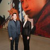 """The """"Cindy Sherman: Imitation of Life"""" press conference at The Broad museum"""