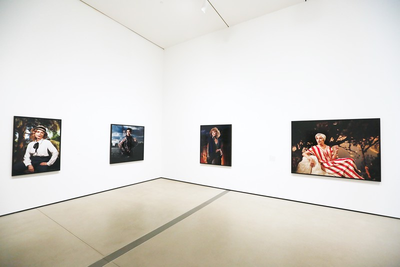 """The """"Cindy Sherman: Imitation of Life"""" Press Preview"""