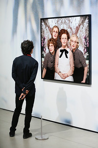"Cindy Sherman: Imitation of Life"" preview at The Broad museum, 9 June, 2016, Los Angeles"