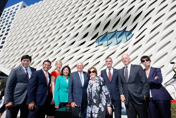 Inaugural Dinner for the opening of The Broad museum