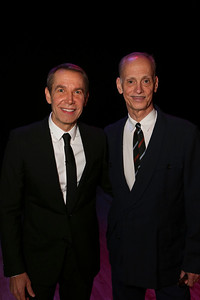 The Broad museum Jeff Koons and John Waters