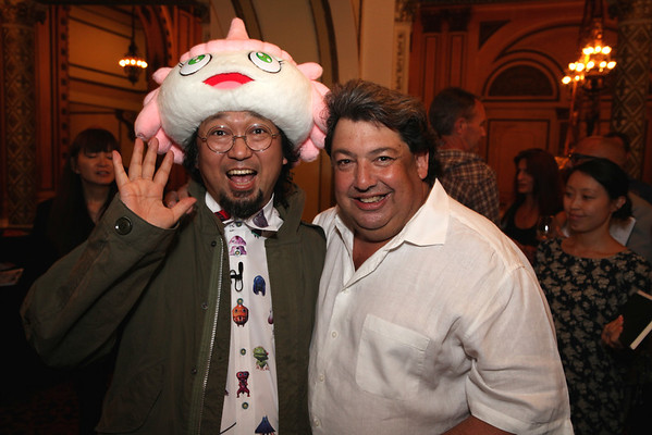 The Un-Private Collection: Takashi Murakami and Pico Iyer