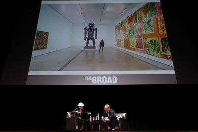 The Broad museum Un-Private Collection: Thomas Houseago + Flea