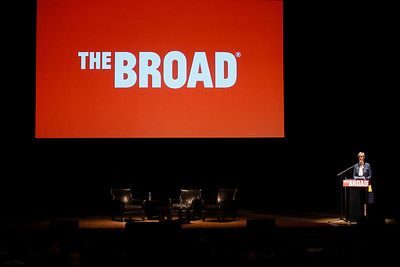 The Un-Private Collection: Mark Bradford, Sharon Lockhart + Katy Siegel presented by The Broad Museum