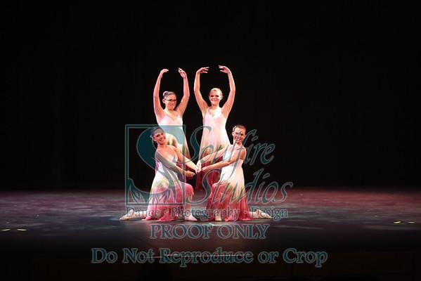 3 Teen Ballet (W) Live
