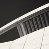 The Getty : Architectural details, Getty Museum, Los Angeles, CA