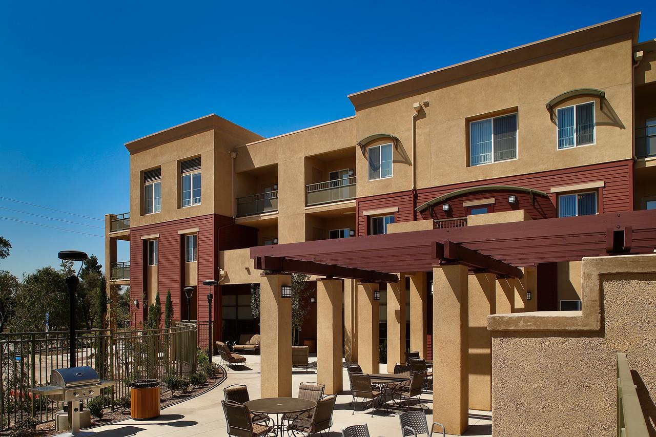 Osborn Senior & Family Apartments, Sylmar, CA, 6/27/13.