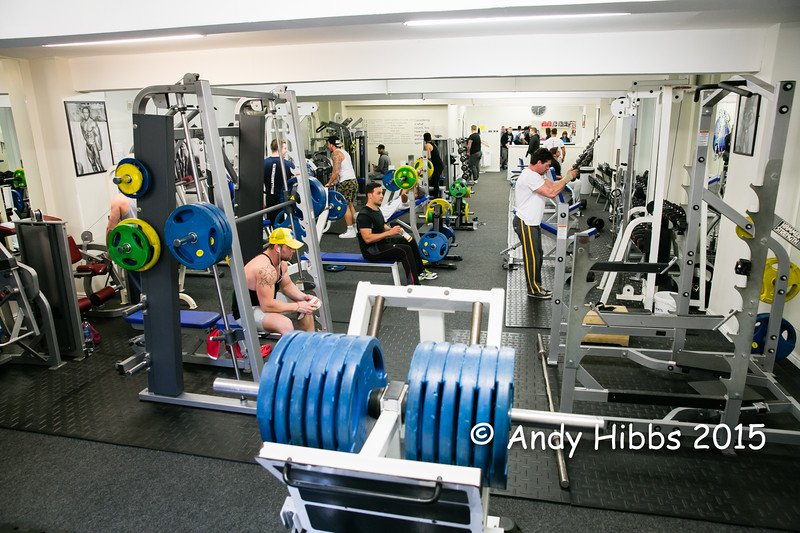 The Fitness Centre - Andy Hibbs Photography