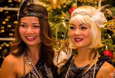 KT & John Thomas Christmas Party 2016