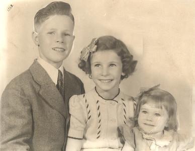 Bill, Shelby, Leanne