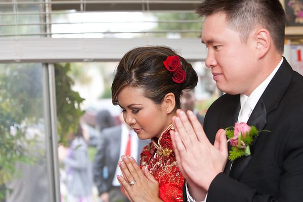 Tianna Michael Wedding