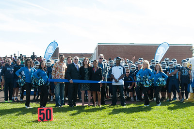 Argonauts & TDSB Ribbon Cutting Ceremony