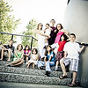 Tracey & Mark's Family Session : Family photo session at White River State Park.