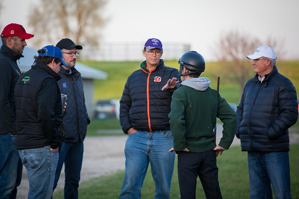 Rodolphe Brisset speaks with Eliot Walden and the rest of the Winstar team.