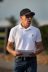 Tom Drury at Skylight Training Center 7.16.20
