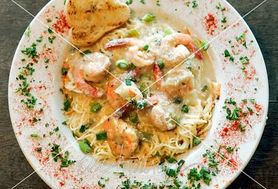 Trapani's Shrimp Scampi 3824